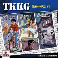 Cover Hörspiel / TKKG - Krimi-Box 21