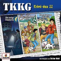 Cover Hörspiel / TKKG - Krimi-Box 22
