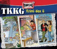 Cover Hörspiel / TKKG - Krimi-Box 8