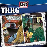 Cover Hörspiel / TKKG - Vergebliche Suche nach Gaby / Stundenlohn für flotte Gangster