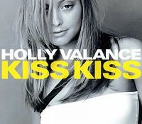 Cover Holly Valance - Kiss Kiss