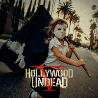 Cover Hollywood Undead - V