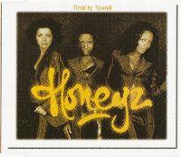Cover Honeyz - Finally Found