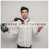 Cover Hoodie Allen - People Keep Talking