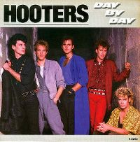 Cover Hooters - Day By Day