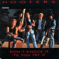 Cover Hooters - Don't Knock It 'Til You Try It