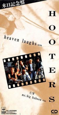 Cover Hooters - Heaven Laughs