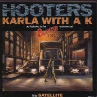 Cover Hooters - Karla With A K