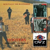 Cover Hooters - Nervous Night / One Way Home / Zig Zag