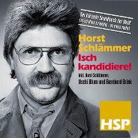 Cover Horst Schlämmer - Isch kandidiere!
