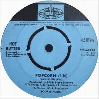 Cover Hot Butter - Popcorn