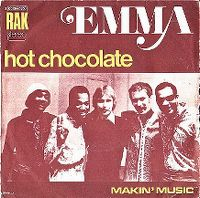Cover Hot Chocolate - Emma