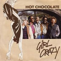 Cover Hot Chocolate - Girl Crazy