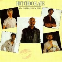 Cover Hot Chocolate - It Started With A Kiss