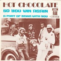 Cover Hot Chocolate - So You Win Again