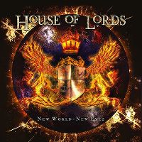 Cover House Of Lords - New World - New Eyes
