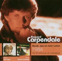 Cover Howard Carpendale - Die CD-Anthologie der Originalalben 1984