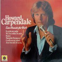 Cover Howard Carpendale - Eine Stunde für Dich