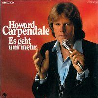 Cover Howard Carpendale - Es geht um mehr