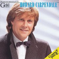 Cover Howard Carpendale - Gold Collection - Die wertvolle Auswahl auf CD