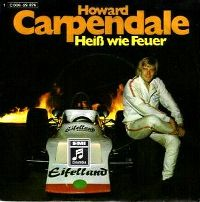 Cover Howard Carpendale - Heiß wie Feuer