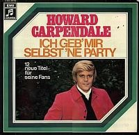 Cover Howard Carpendale - Ich geb' mir selbst 'ne Party