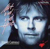 Cover Howard Carpendale - Mit viel, viel Herz