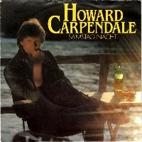 Cover Howard Carpendale - Samstag Nacht