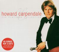 Cover Howard Carpendale - The Platinum Collection