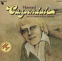 Cover Howard Carpendale - ...und ich warte auf ein Zeichen