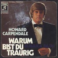 Cover Howard Carpendale - Warum bist du traurig