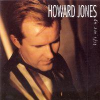 Cover Howard Jones - Lift Me Up