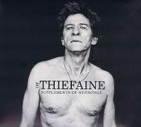 Cover Hubert-Félix Thiéfaine - Suppléments de mensonge
