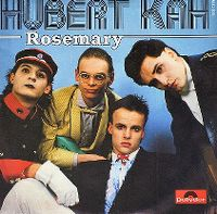Cover Hubert Kah - Rosemary