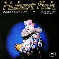 Cover Hubert Kah - Scary Monster