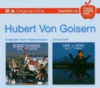 Cover Hubert von Goisern und die Alpinkatzen - Aufgeigen statt niederschiassen / Omunduntn