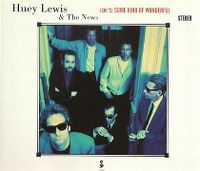 Cover Huey Lewis And The News - (She's) Some Kind Of Wonderful