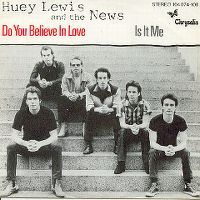 Cover Huey Lewis And The News - Do You Believe In Love