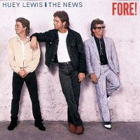 Cover Huey Lewis And The News - Fore!