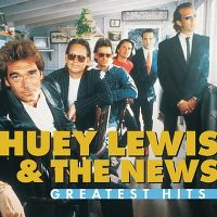 Cover Huey Lewis And The News - Greatest Hits