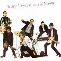 Cover Huey Lewis And The News - Huey Lewis And The News