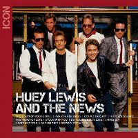 Cover Huey Lewis And The News - Icon