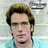Cover Huey Lewis And The News - Picture This