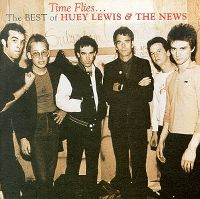 Cover Huey Lewis And The News - Time Flies... The Best Of Huey Lewis & The News