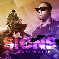Cover Hugel & Taio Cruz - Signs