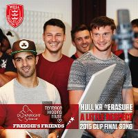 Cover Hull KR feat. Erasure - A Little Respect