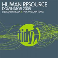Cover Human Resource - Dominator 2005