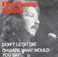 Cover Hurricane Smith - Oh Babe, What Would You Say