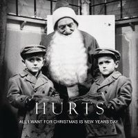 Cover Hurts - All I Want For Christmas Is New Years Day