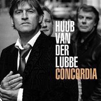 Cover Huub van der Lubbe - Concordia